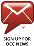 Sign up for OCC News