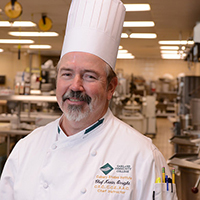 Chef Kevin Enright