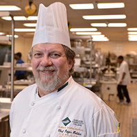 Chef Roger Holden
