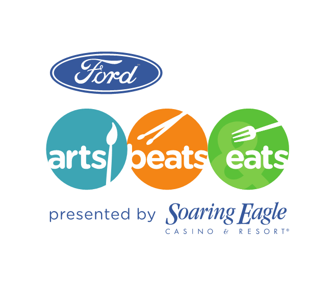 Ford Arts, Beats & Eats logo