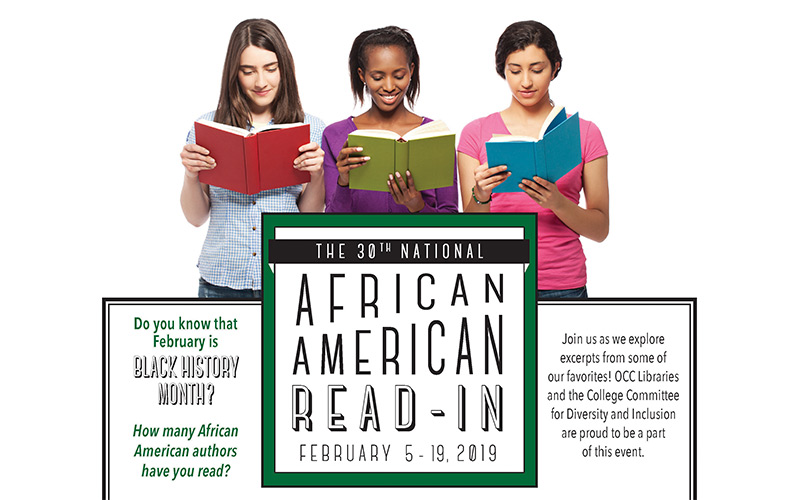 African American Read-in Dates