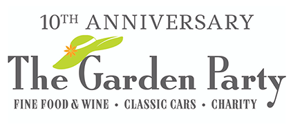 The Garden Party logo